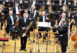 Benjamin Ellin, Marco Ilic (trombone) & SNG Maribor Symphony Orchestra