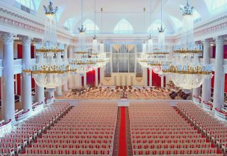 St Petersburg Philharmonic