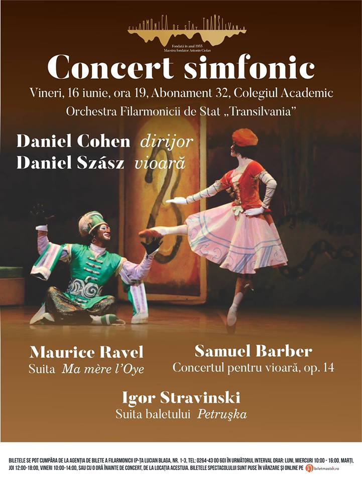 Danial Cohen_Orchestre de Trasilvania