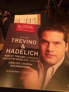Robert Trevino & HR-Sinfonieorchester