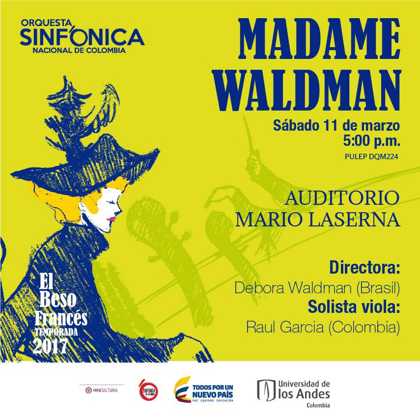 Affiche Debora Waldman-COlombia 17